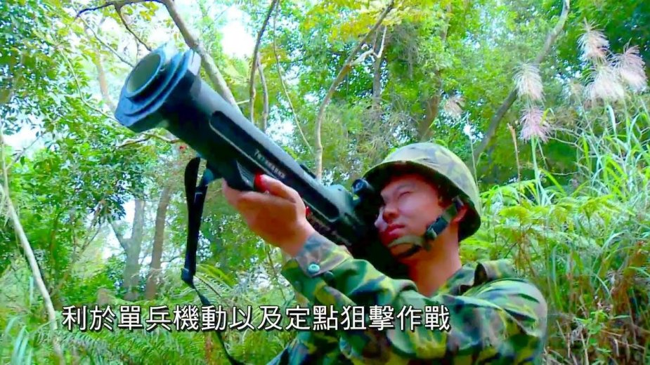 Taiwan to buy more indigenous armament