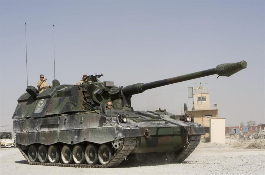 The Netherlands to upgrade self propelled howitzers and IFVs