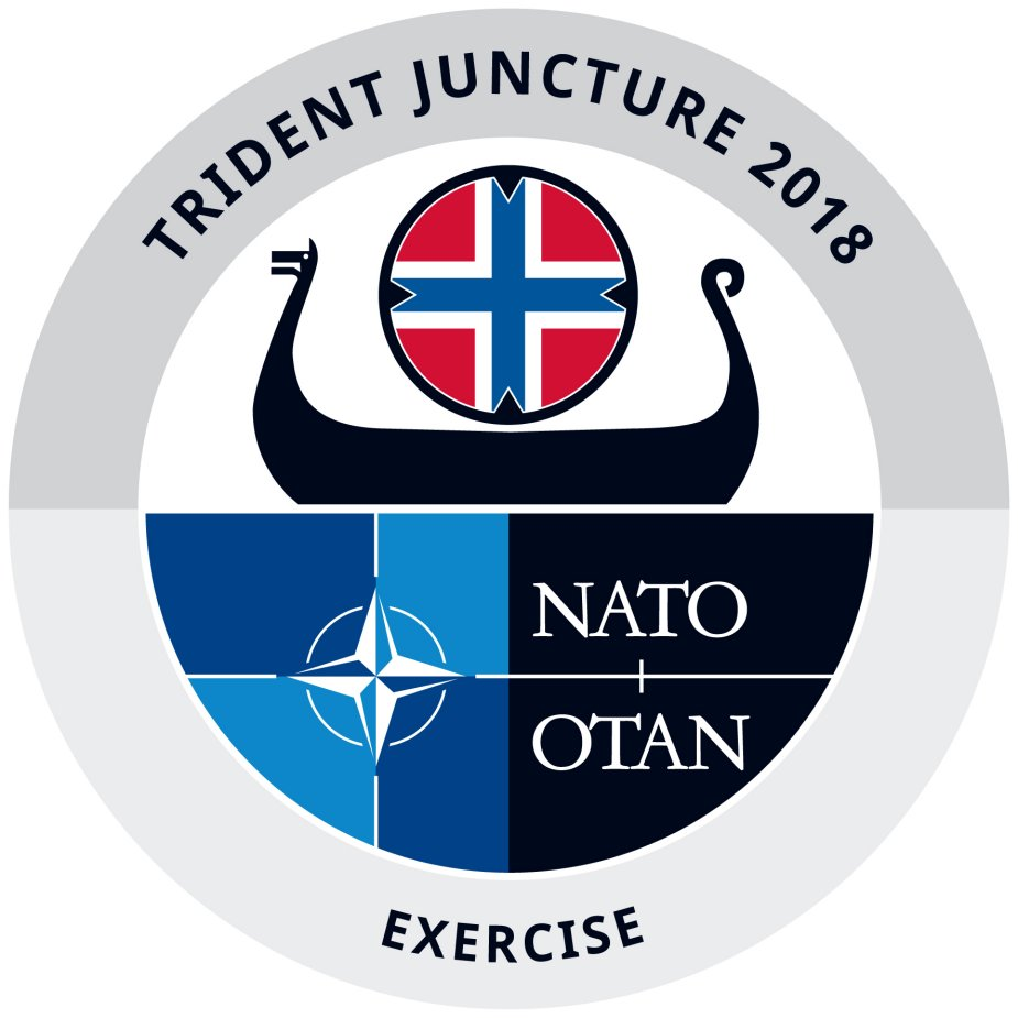 Trident Juncture 2018 the most important NATO exercise since the Cold War sticker