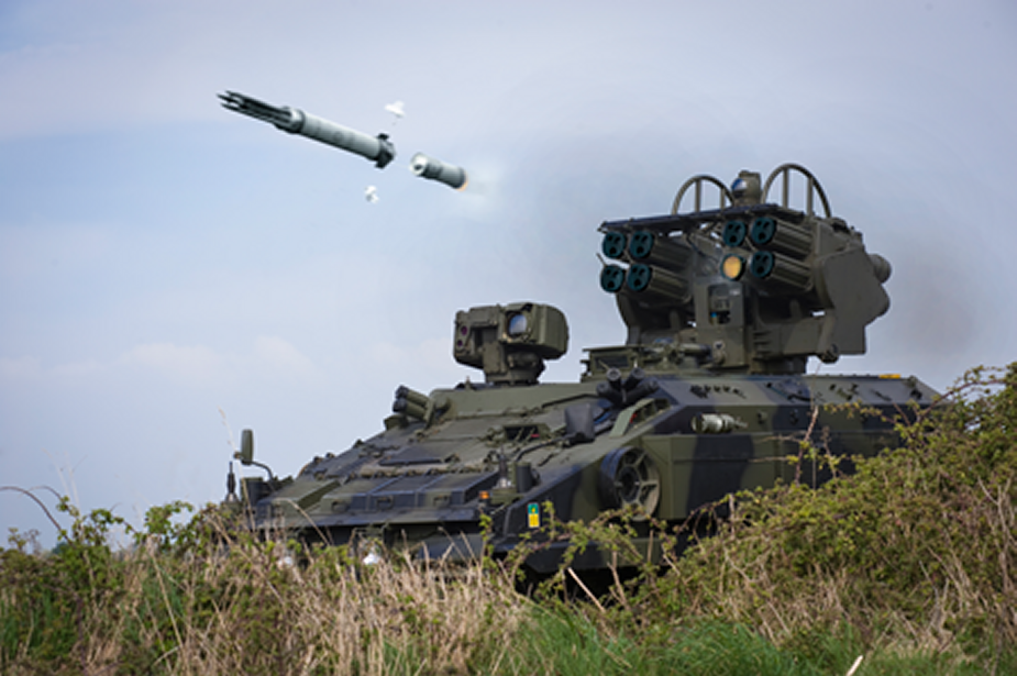 UK GBP93 million missile project