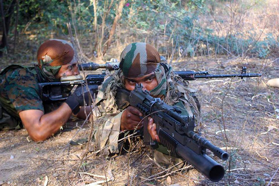 AK-57 Dragunov sniper rifles to be replaced by Indian army ...