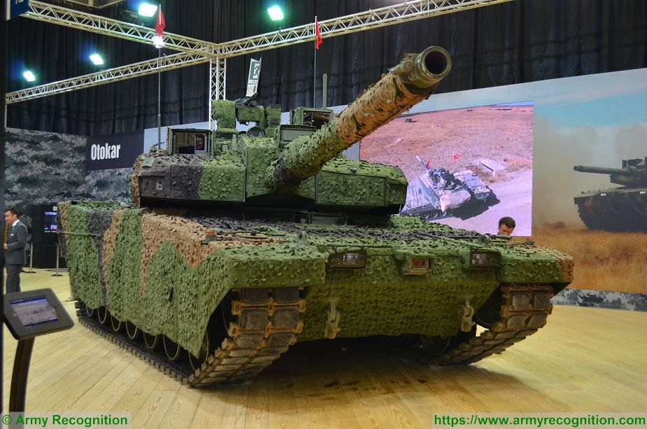 BMC from Turkey won contract to produce Altay MBT Main Battle Tank 925 001