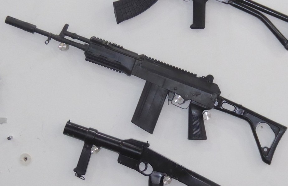 INSAS 1C assault rifle to partially replace predecessor in Indian