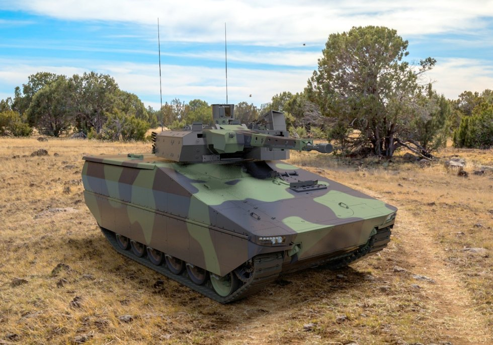 Rheinmetalls Lynx competing for Czech armys new IFV