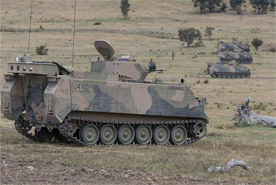 Australia has released tender to replace M113 tracked armored personnel carrier 925 001