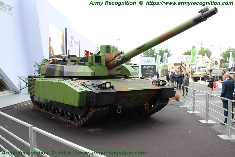 French army to order 100 modernized Leclerc XLR tanks in defense budget 2019 2025 925 001