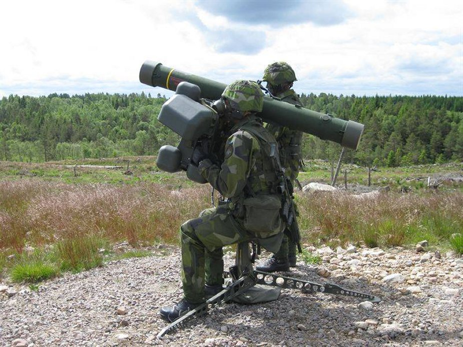 Lithuania upgrading RBS 70 MANPADS with night vision sights and improved missiles