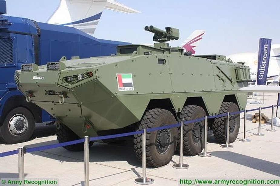 Possible Streit Group military vehicle plant in Chile