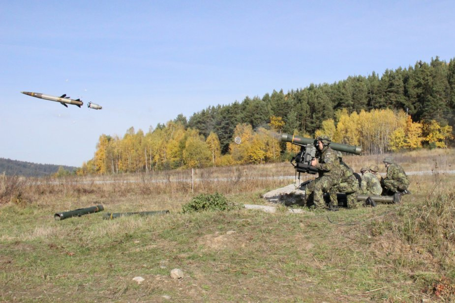 Czech Republic places order for RBS 70NG man portable air defence systems