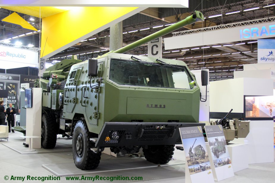 India Israel Ashok Leyland and Elbit sign MoU for self propelled howitzers
