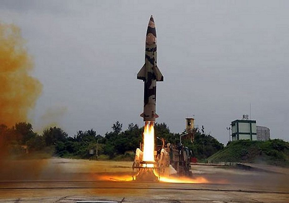 Indias Final Countdown to Maiden Test Launch of New Pralay Missile
