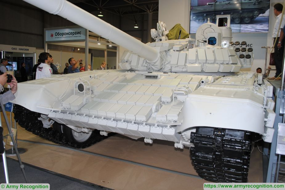 Laos receives T 72B MBTs from Russia 925 01