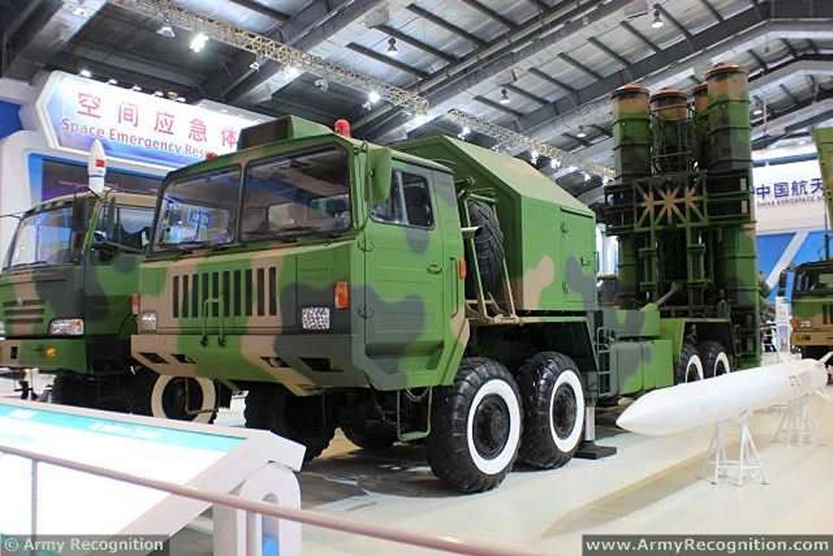 Pakistan interested in Chinese air defense systems purchase