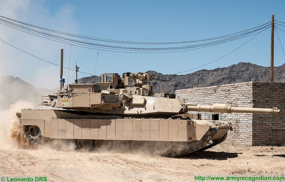 US: 261 M1 Abrams tanks to receive Rafael's Trophy Active ...