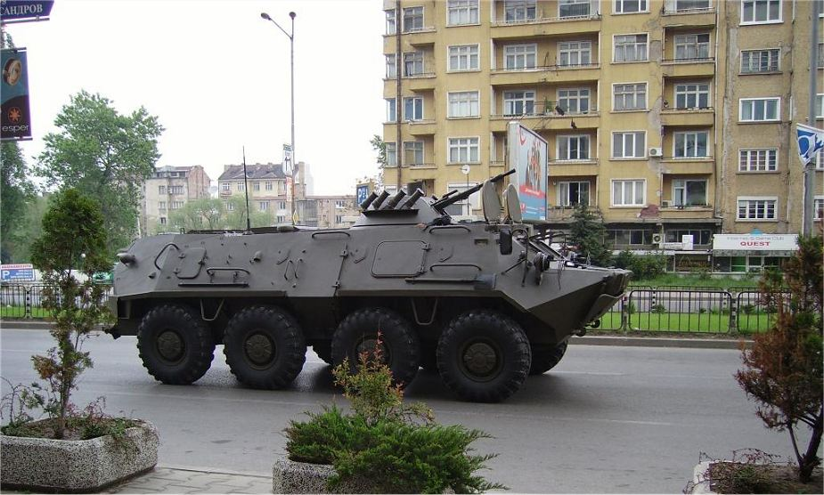Bulgaria will launch procurement to acquire new wheeled armored vehicles 925 001