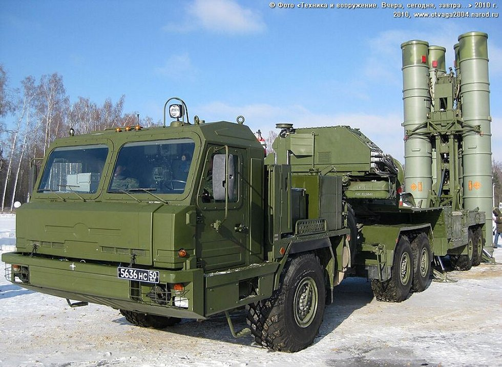 Iraq studies issue of Russsias S 400 purchase very carefully