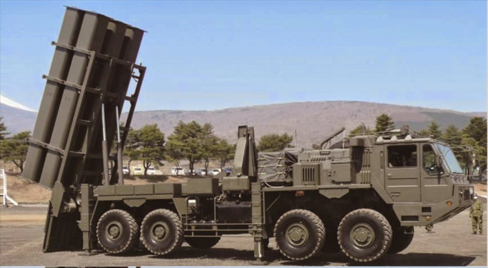 Japan Okinawa to be defended by Type 12 anti ship missiles