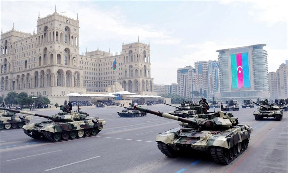 New Russian armored and military equipment for Azerbaijan armed forces 925 001