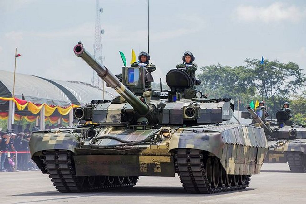 Production of Oplot T MBTs for Royal Thai Army almost complete