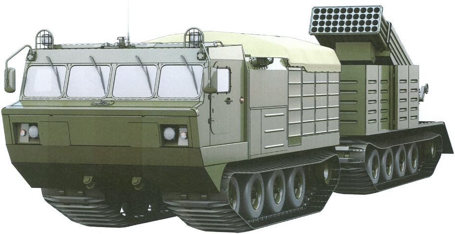 Russian army Arctic brigade will be equipped with Grad and Smerch MLRS on DT 10M 925 001