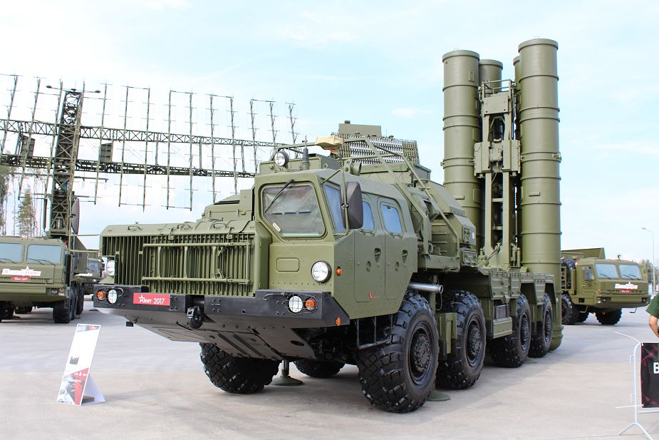 Turkey to buy S 400 air defense systems