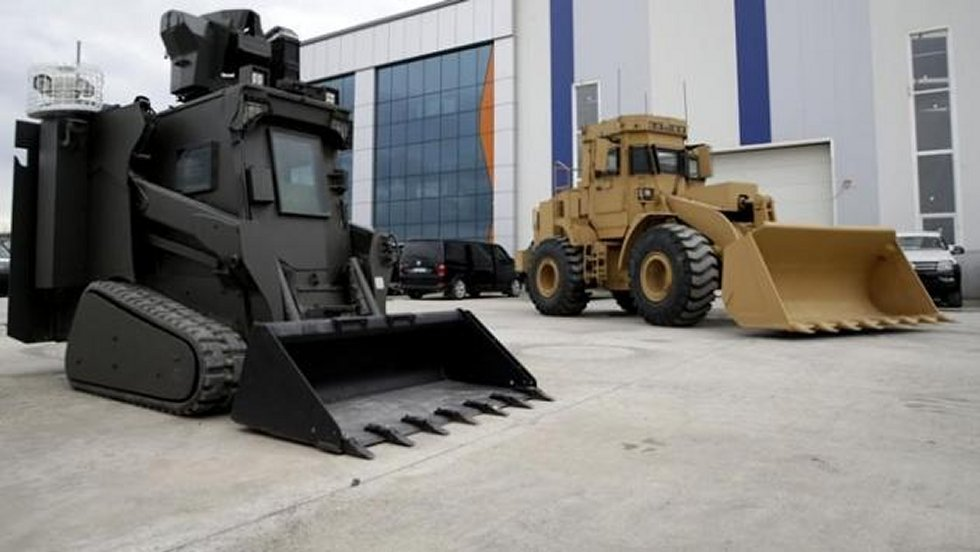 Turkey to export military vehicle remote control system