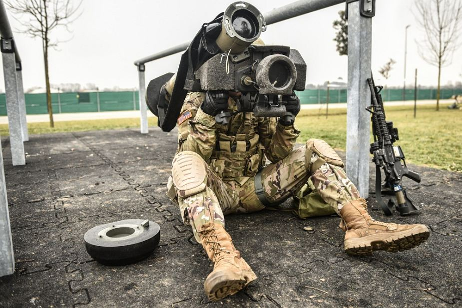 United States could deliver Javelin anti tank missiles to Ukraine this year 925 001