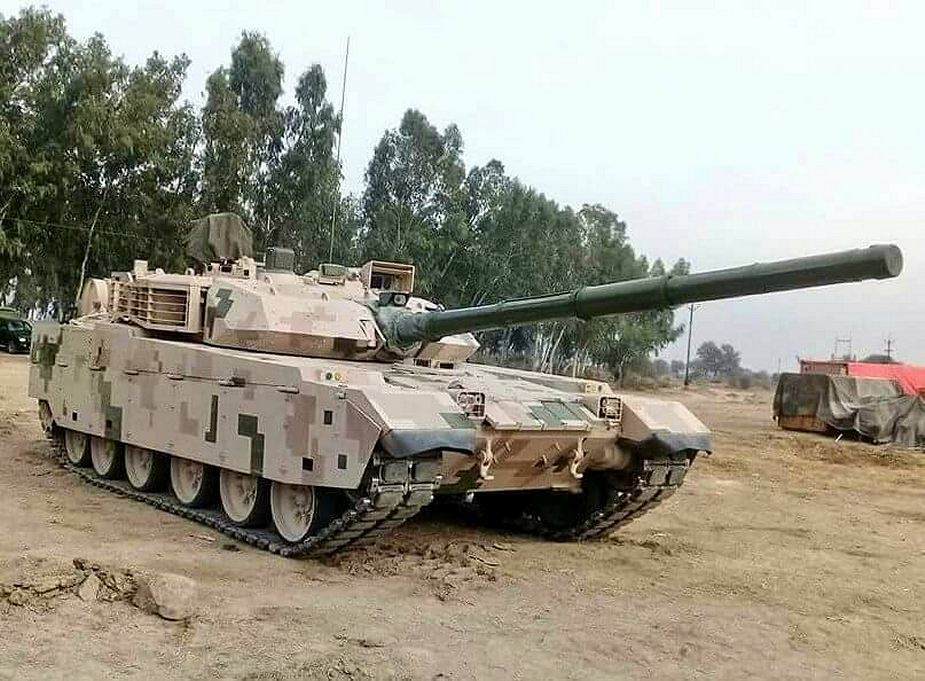 Chinese VT4 MBT main battle tank has arrived in Pakistan for trial tests 925 001