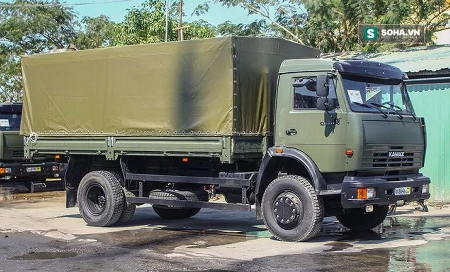 Russia and Vietnam agreement to manufacture Kamaz UAZ trucks 925 001