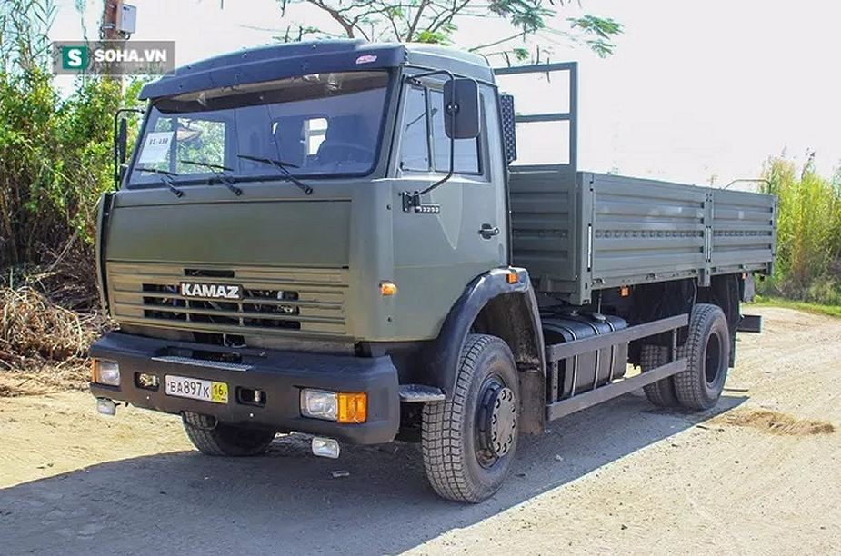 Russia and Vietnam agreement to manufacture Kamaz UAZ trucks 925 002