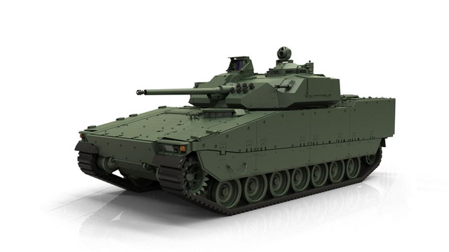bae systems introduces cv90 mk4 925 001