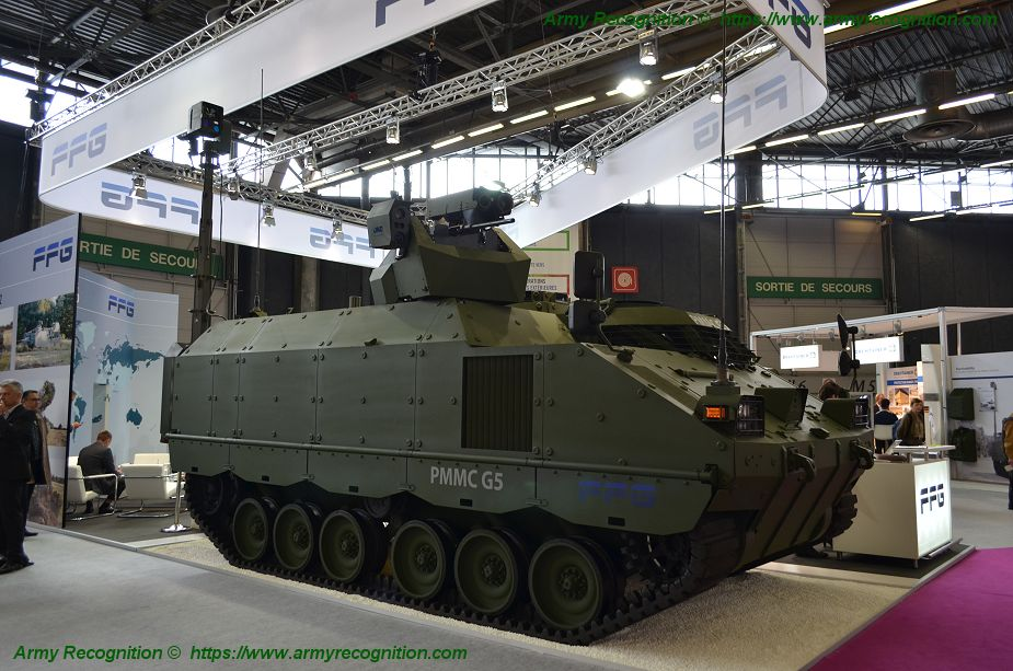FFG from Germany will supply ACSV tracked armored to Norway 925 002