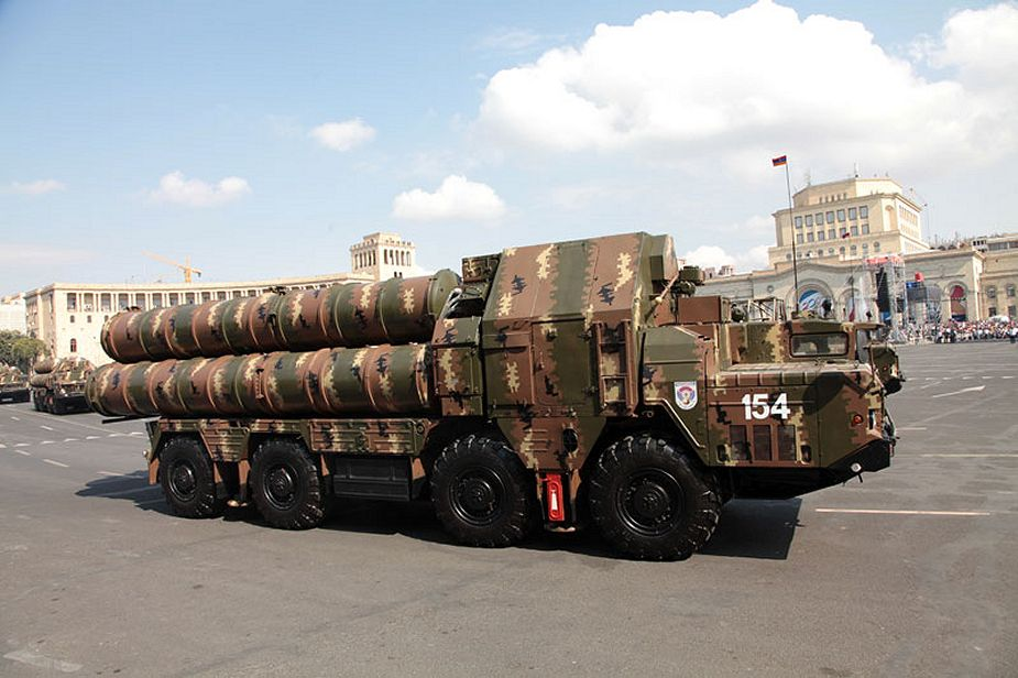 Armenia will receive weapons from Russia under a 100 million dollars loan 925 001