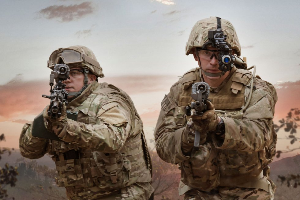 BAE Systems Night Vision Goggles and Thermal Weapon Sights for US Army
