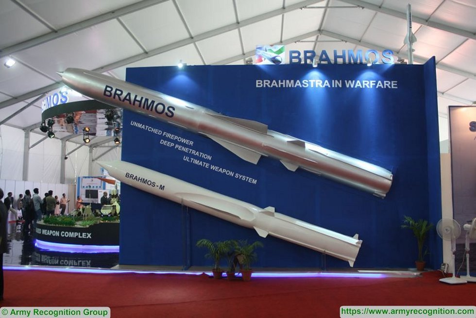 BrahMos cruise missile for Peru and Chile