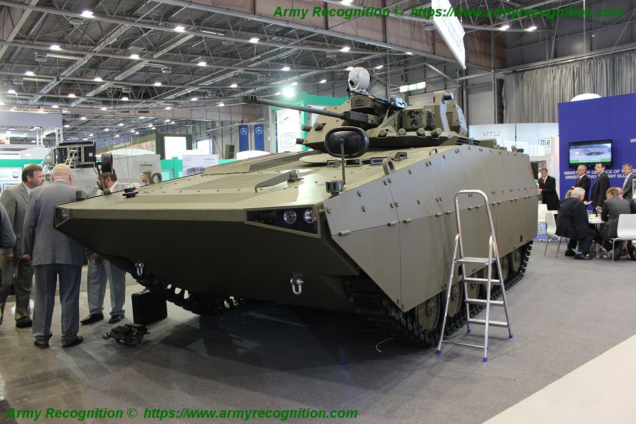 Czech Republic ready to replace his old BVP 2 Infantry Fighting Vehicles 925 002