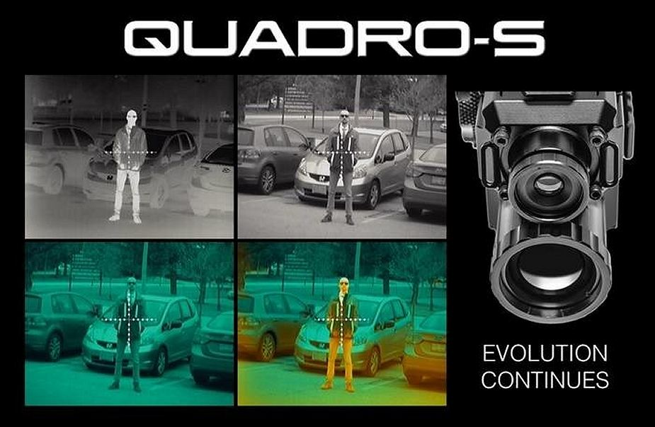 GSCI from Canada introduces QUADRO S Weapon Sight to Asian military market 925 001