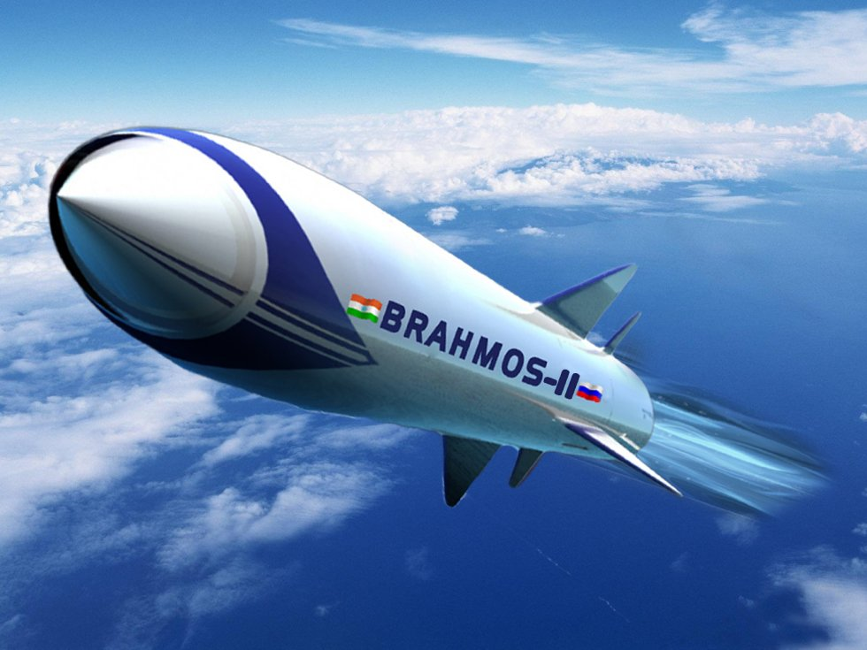 India BrahMos cruise missile test fired with indigenous seeker