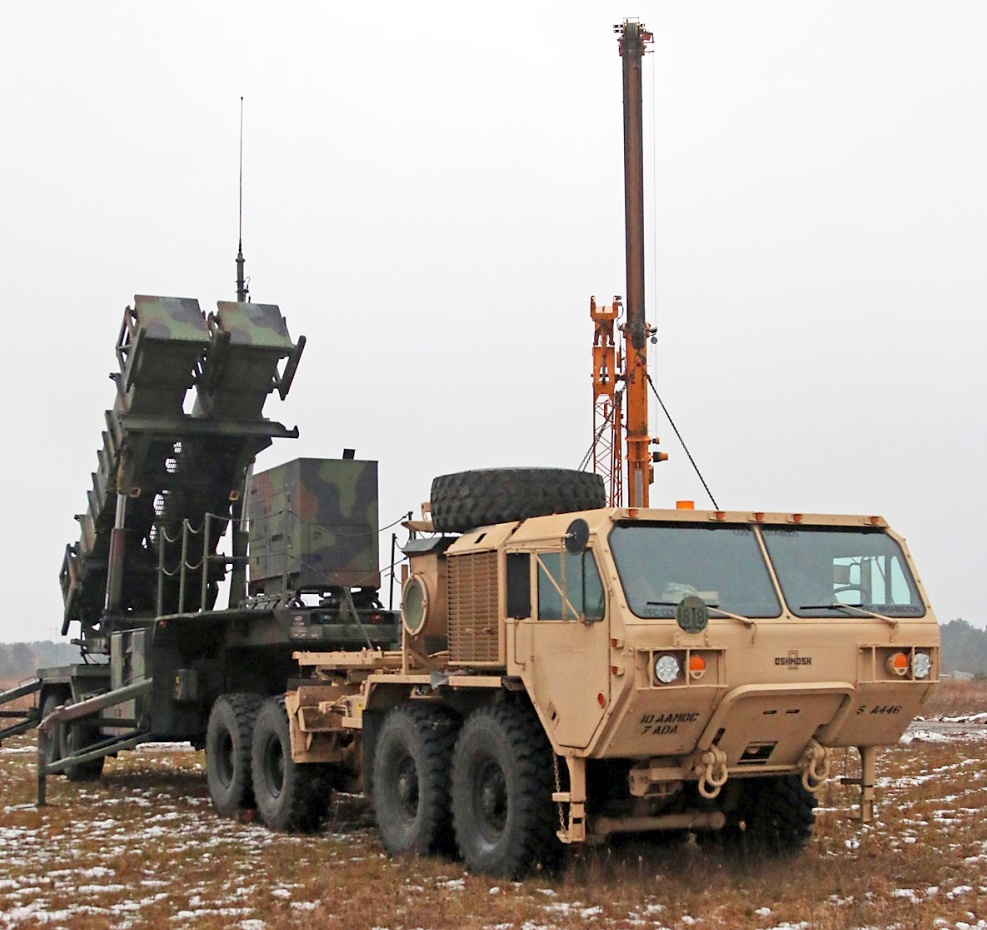 Poland 16th country to deploy Patriot air defense missiles