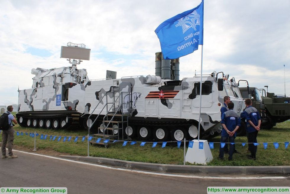 Russia first operational Arctic Tor M2DT in 2018