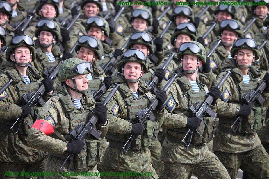 Russia the 4th in Top 15 military defense spending 2018 around the world 925 001