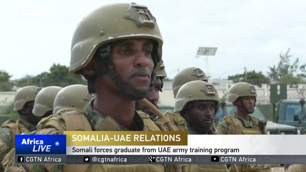 UAE to train Somaliland forces and build a military base