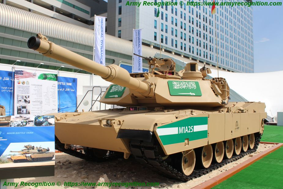 US will provide spare parts for Saudi Arabia M1A2 tanks and Bradley IFVs 925 001