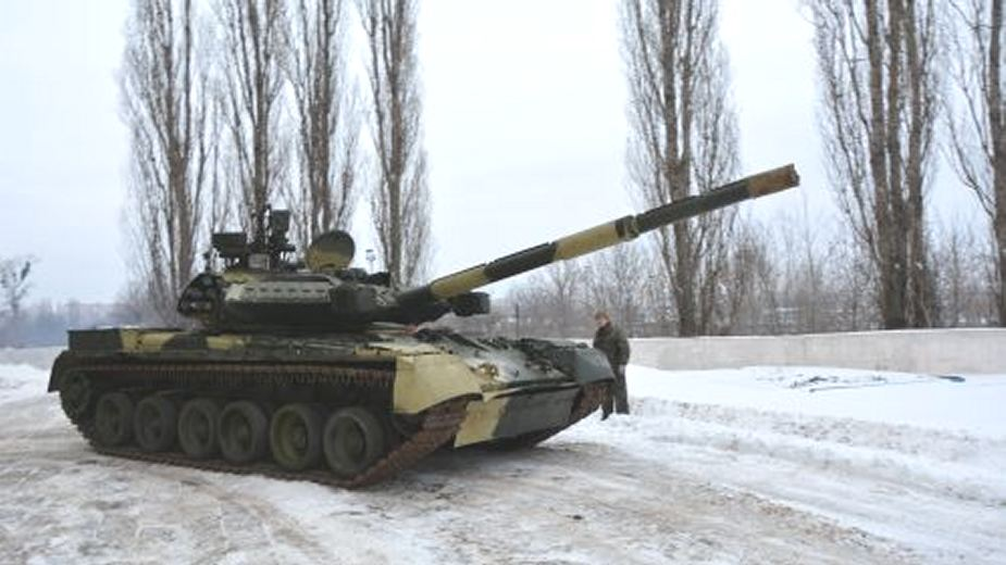 Upgraded MBT T 84 Oplot Fortress for Ukrainian army 925 001