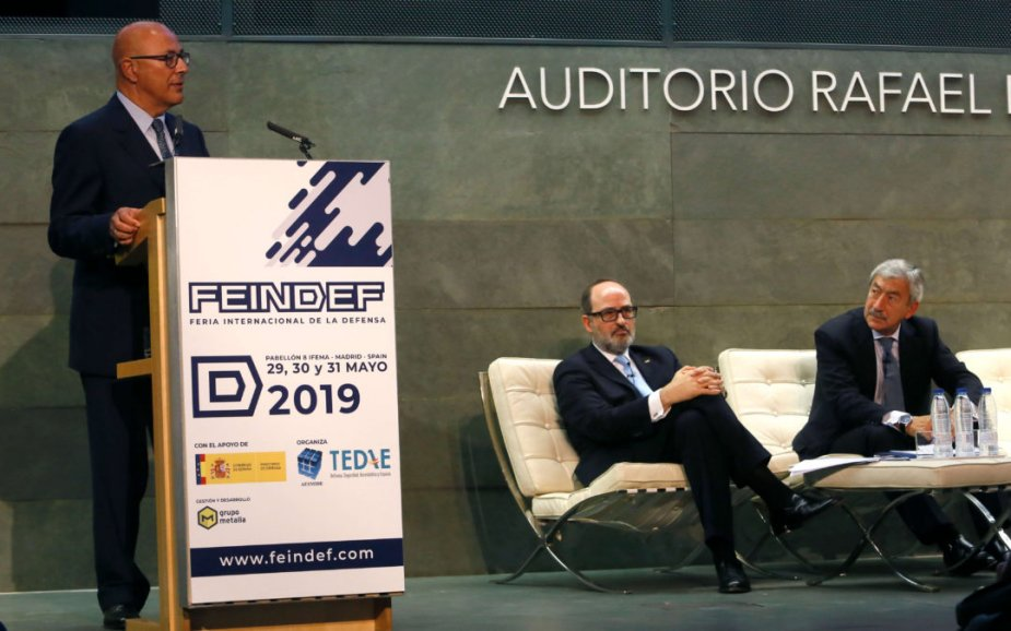 FEINDEF first defense exhibition to take place in Spain