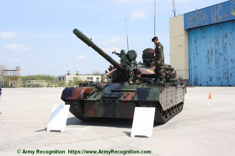 رومانيا تخطط لشراء 60 دبابه Leopard 2A5 Romania_to_buy_60_new_main_battle_tanks