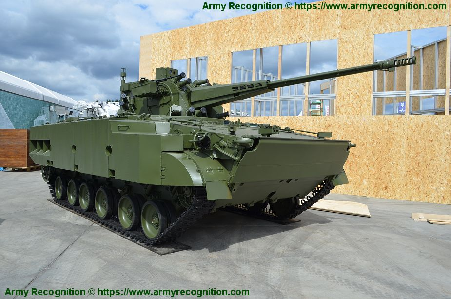 Russian APC and IFV armored to be armed with 57mm guns 925 001