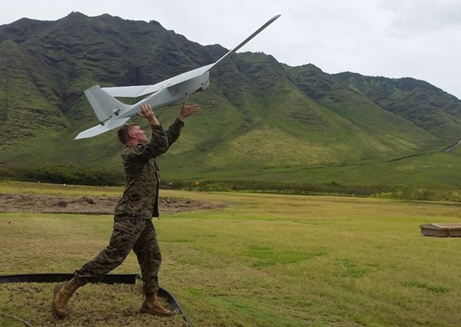 US Marines new UAV training facility opens doors