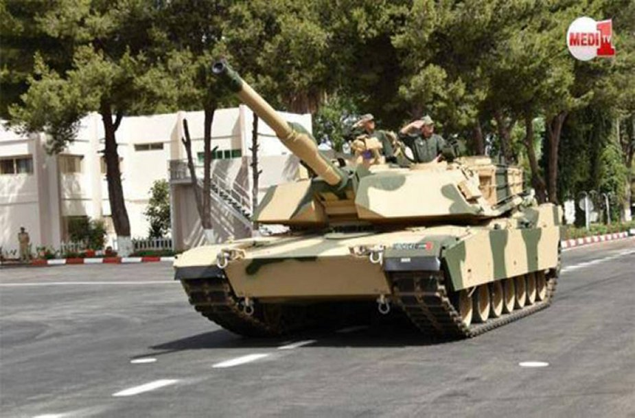 US to sell 162 Abrams tanks weapons ammo and military equipment to Morocco