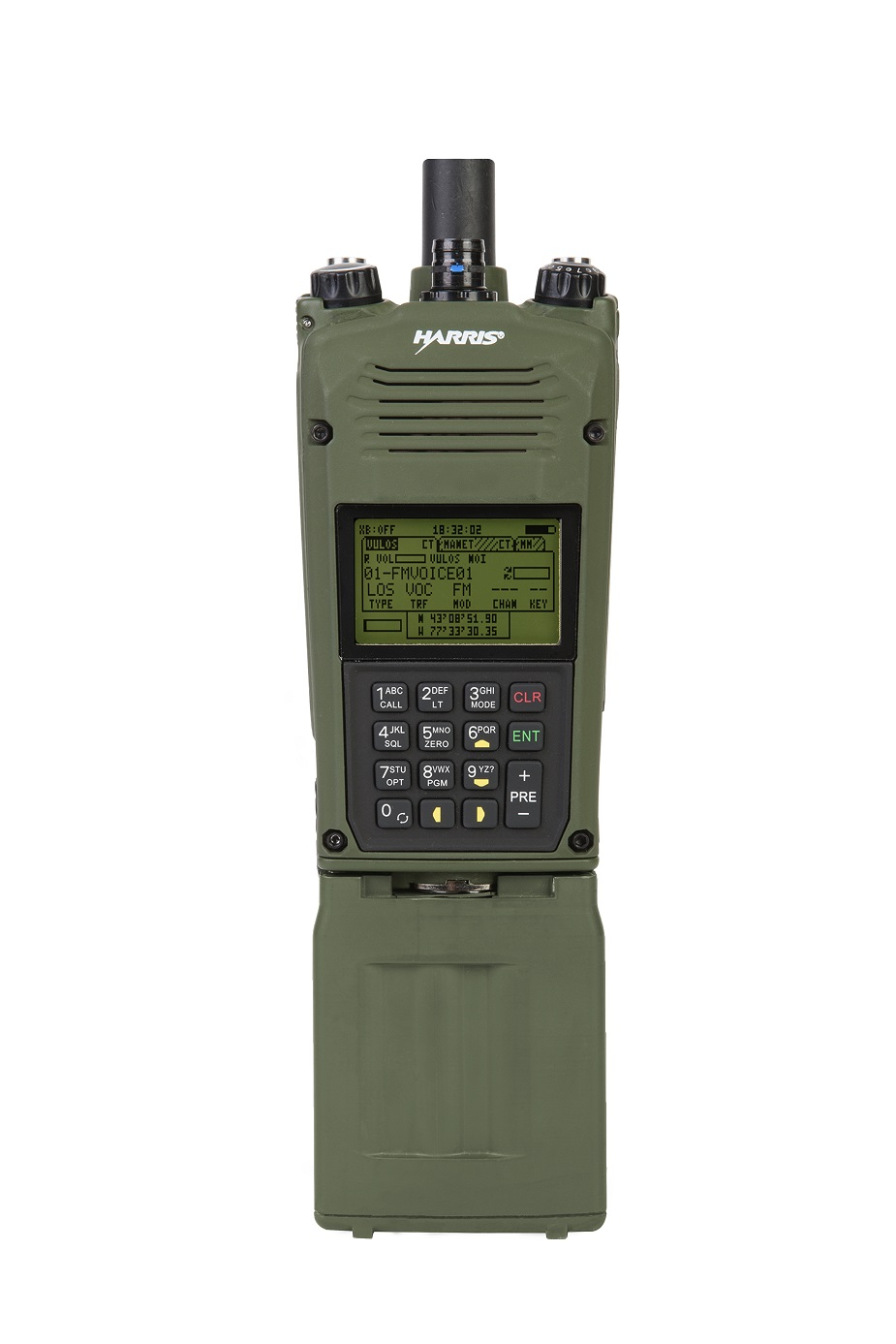 harris corporation an prc 163 radio nsa type1 certification